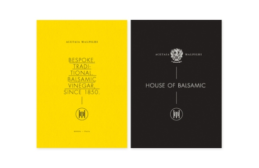 House Of Balsamic / Business Card For B2C